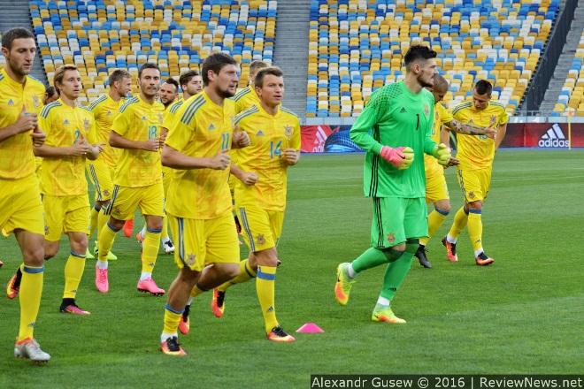 Хачериди не несомненно поможет сборной Украинского государства вматче против Исландии