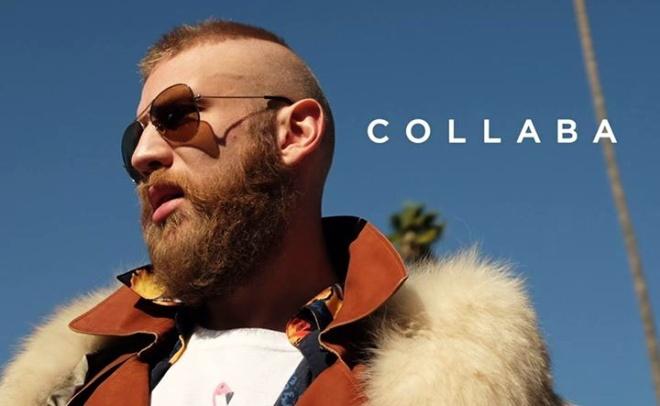 Иван Дорн удивил почитателей  смелым образом вклипе нановый трек Collaba