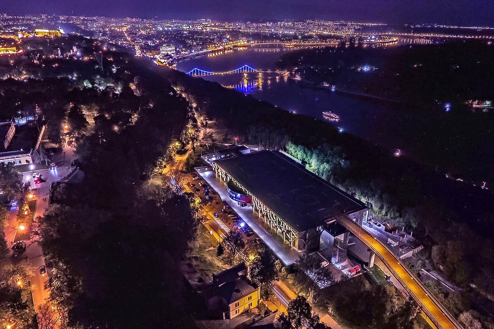 Ночная жизнь «Евровидения-2017» вКиеве