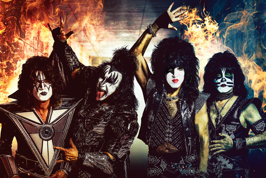 KISS photo credit Jen Rosenstein