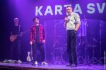 Віталій Кличко прийшов на концерт гурту Karta Svitu, який написав про нього пісню